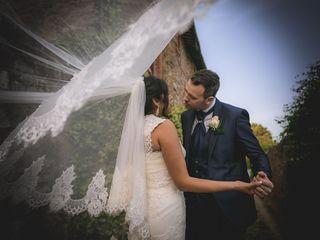 Le nozze di Patricia e Andrea