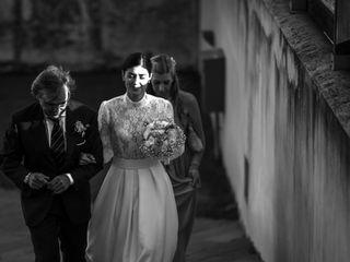 Le nozze di Giorgia e Filippo 1