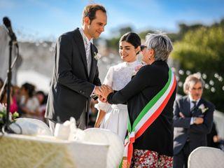 Le nozze di Giorgia e Filippo 2