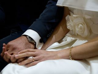 Le nozze di Paola e Gentjan 1