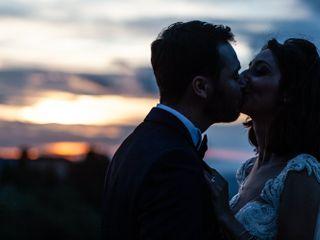 Le nozze di Benedette e Matteo