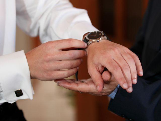 Il matrimonio di sebastiano e daniela a Monterotondo, Roma 1
