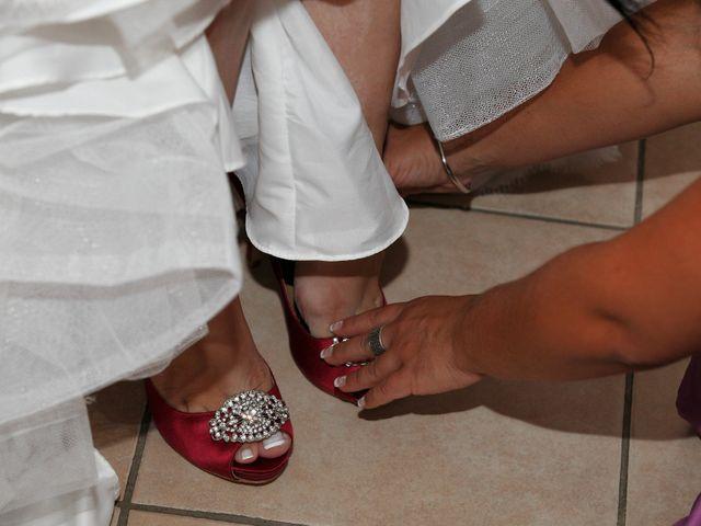 Il matrimonio di sebastiano e daniela a Monterotondo, Roma 5