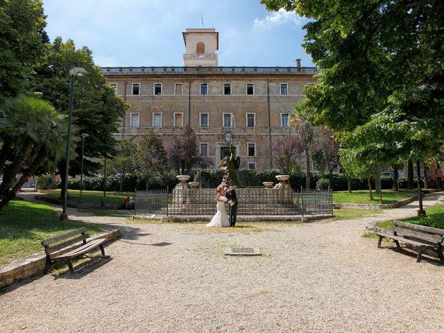 Il matrimonio di sebastiano e daniela a Monterotondo, Roma 6