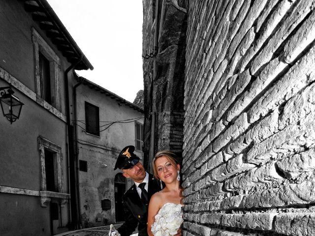 Il matrimonio di sebastiano e daniela a Monterotondo, Roma 7