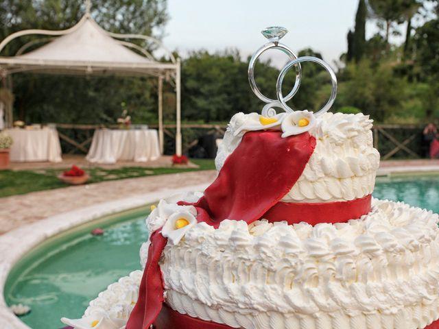 Il matrimonio di sebastiano e daniela a Monterotondo, Roma 18