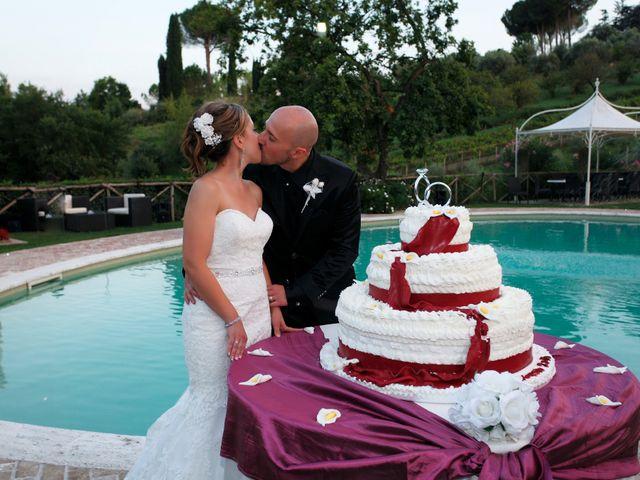 Il matrimonio di sebastiano e daniela a Monterotondo, Roma 19