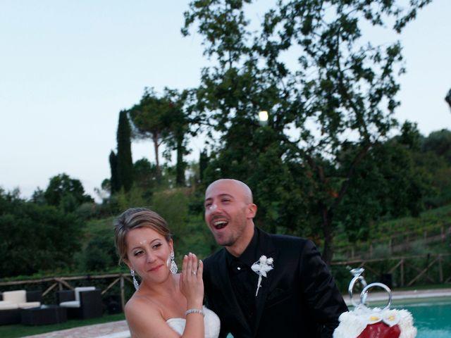 Il matrimonio di sebastiano e daniela a Monterotondo, Roma 20