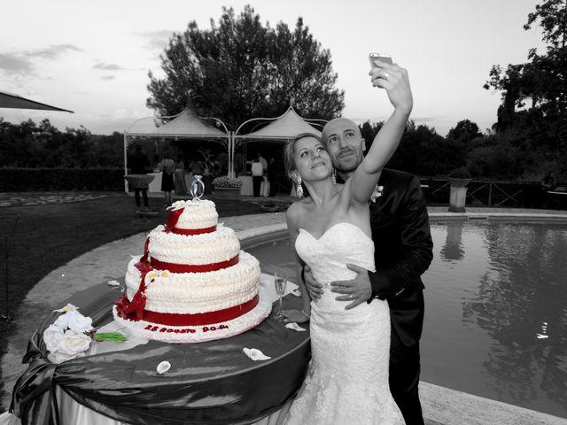 Il matrimonio di sebastiano e daniela a Monterotondo, Roma 21