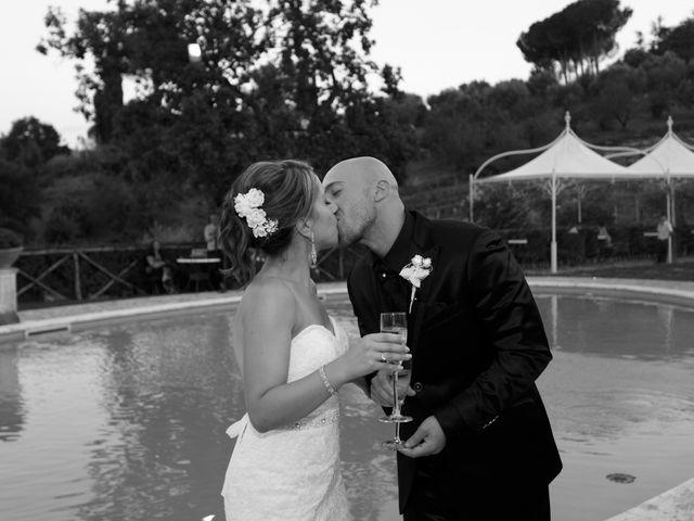 Il matrimonio di sebastiano e daniela a Monterotondo, Roma 22