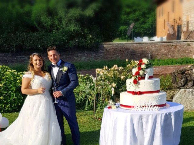 Il matrimonio di Mirko  e Monica a Vigevano, Pavia 3