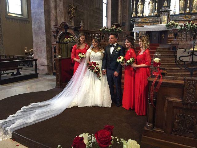 Il matrimonio di Mirko  e Monica a Vigevano, Pavia 4