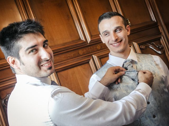 Il matrimonio di Luca e Debora a Desio, Monza e Brianza 3