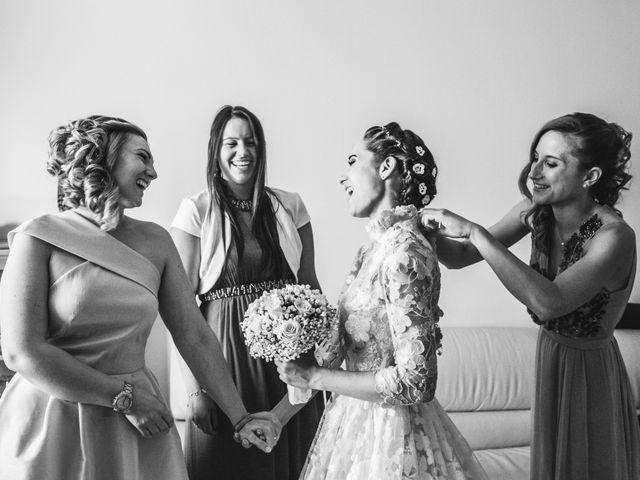 Il matrimonio di Luca e Debora a Desio, Monza e Brianza 10