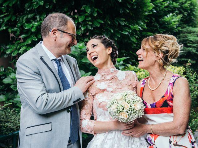 Il matrimonio di Luca e Debora a Desio, Monza e Brianza 12