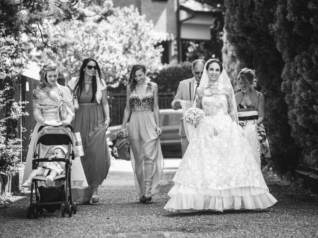 Il matrimonio di Luca e Debora a Desio, Monza e Brianza 13