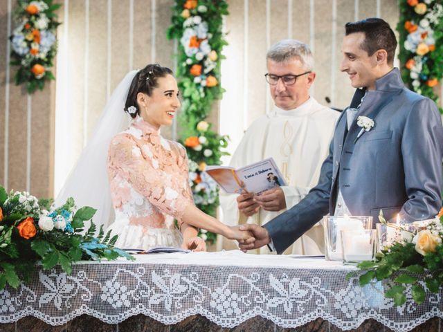 Il matrimonio di Luca e Debora a Desio, Monza e Brianza 15