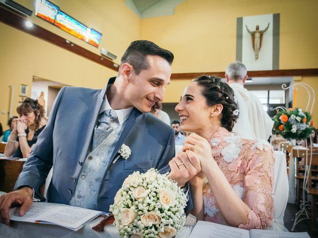 Il matrimonio di Luca e Debora a Desio, Monza e Brianza 16