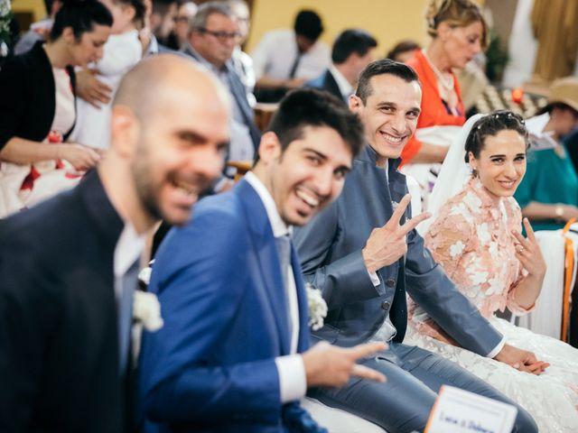 Il matrimonio di Luca e Debora a Desio, Monza e Brianza 17
