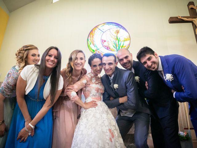 Il matrimonio di Luca e Debora a Desio, Monza e Brianza 18
