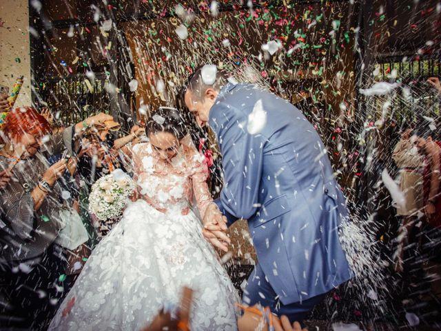 Il matrimonio di Luca e Debora a Desio, Monza e Brianza 19