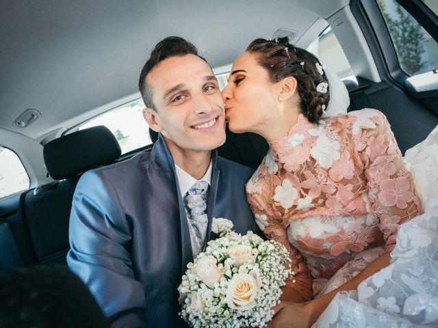 Il matrimonio di Luca e Debora a Desio, Monza e Brianza 21