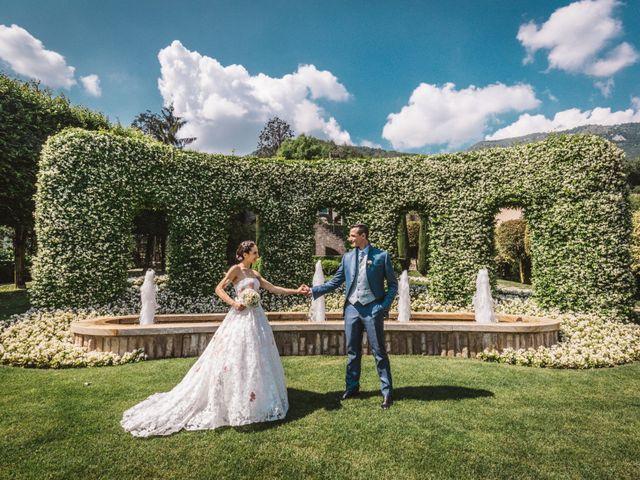 Il matrimonio di Luca e Debora a Desio, Monza e Brianza 27