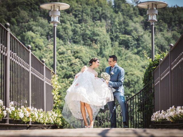 Il matrimonio di Luca e Debora a Desio, Monza e Brianza 28