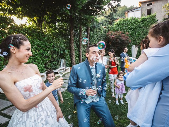 Il matrimonio di Luca e Debora a Desio, Monza e Brianza 37