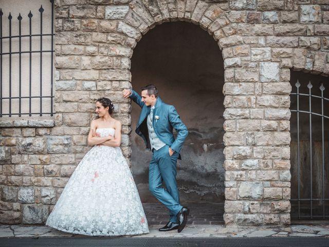 Il matrimonio di Luca e Debora a Desio, Monza e Brianza 39