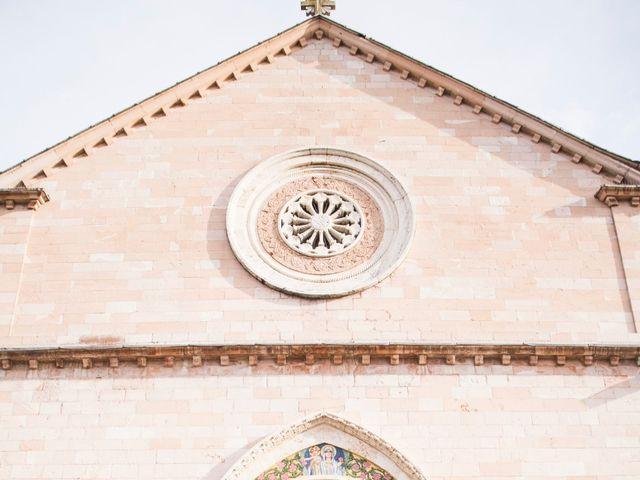 Il matrimonio di Giovanni e Chiara a Assisi, Perugia 20