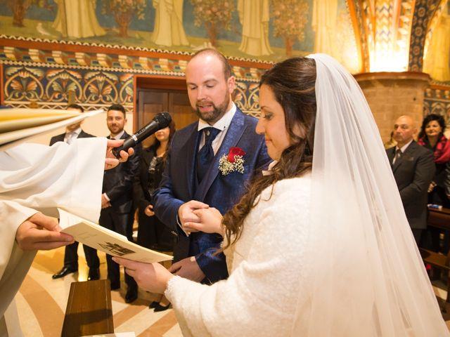 Il matrimonio di Giovanni e Chiara a Assisi, Perugia 27