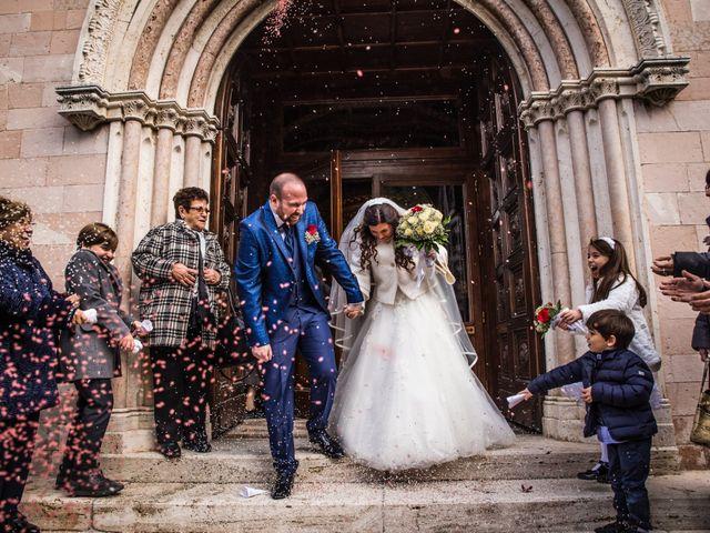 Il matrimonio di Giovanni e Chiara a Assisi, Perugia 34