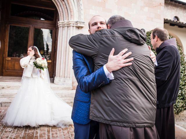 Il matrimonio di Giovanni e Chiara a Assisi, Perugia 36