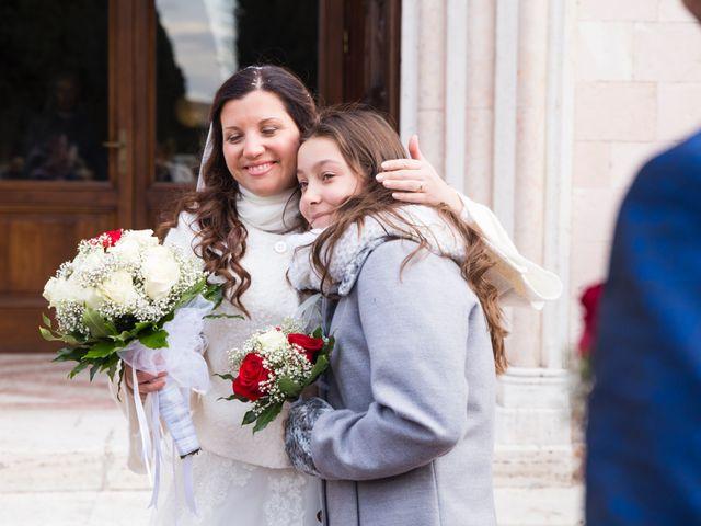 Il matrimonio di Giovanni e Chiara a Assisi, Perugia 37