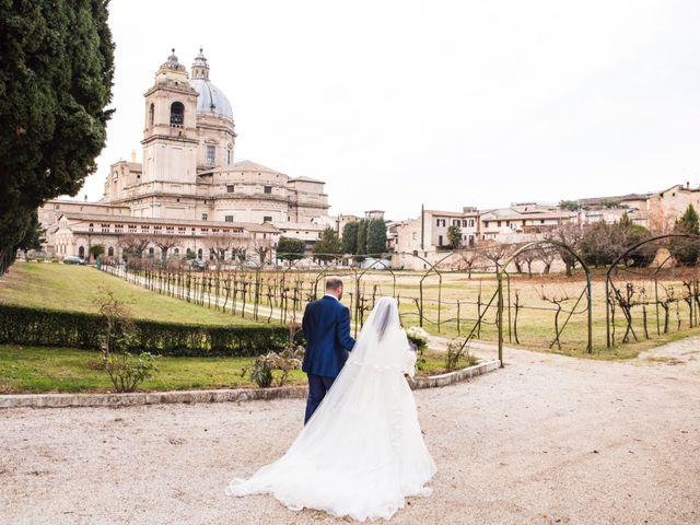 Il matrimonio di Giovanni e Chiara a Assisi, Perugia 38