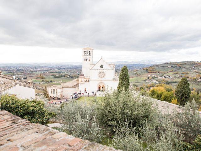 Il matrimonio di Giovanni e Chiara a Assisi, Perugia 42