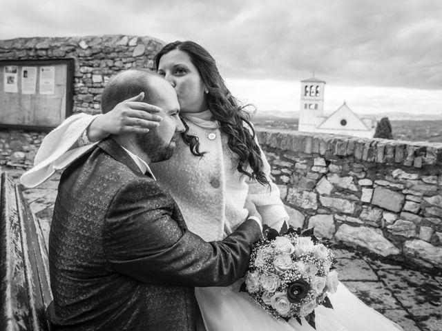 Il matrimonio di Giovanni e Chiara a Assisi, Perugia 44