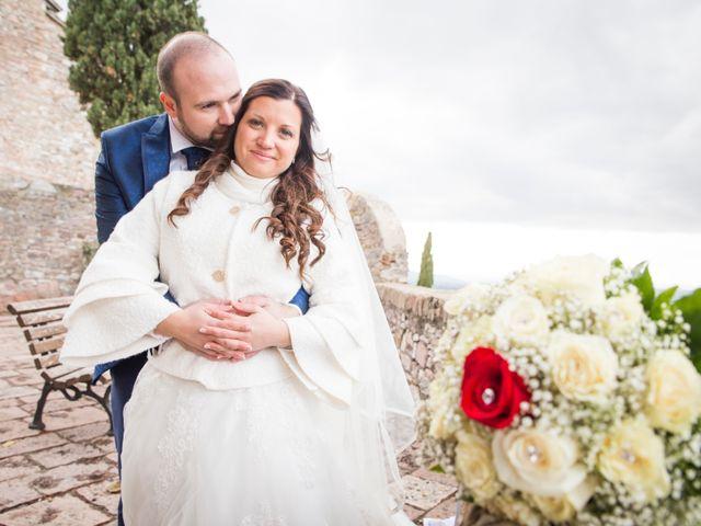 Il matrimonio di Giovanni e Chiara a Assisi, Perugia 45