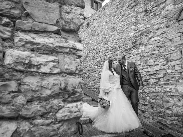 Il matrimonio di Giovanni e Chiara a Assisi, Perugia 46