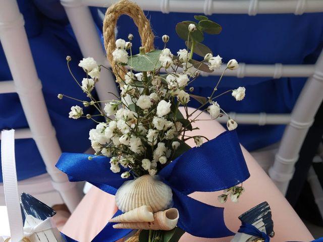 Il matrimonio di Maicol  e Sefora  a Ameglia, La Spezia 1