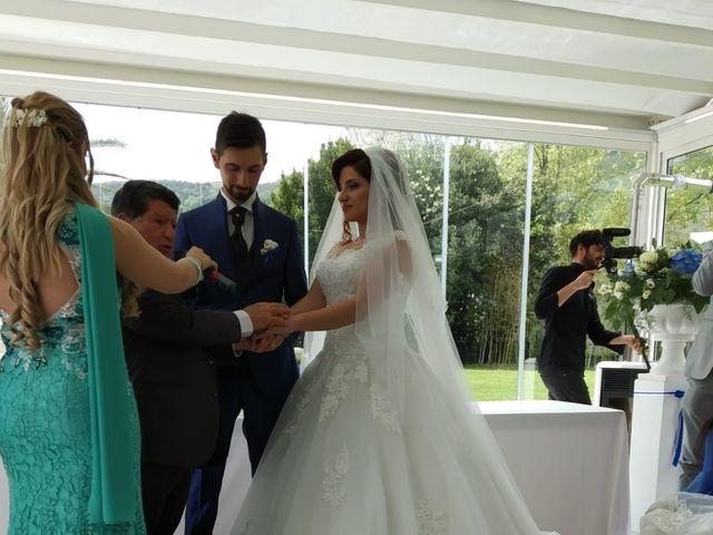 Il matrimonio di Maicol  e Sefora  a Ameglia, La Spezia 2