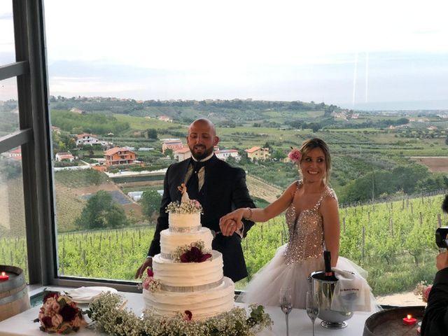 Il matrimonio di Antonello e Gianna a Città Sant'Angelo, Pescara 6