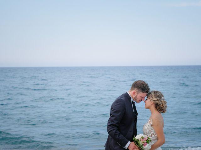 Le nozze di Rachele e Gianfranco