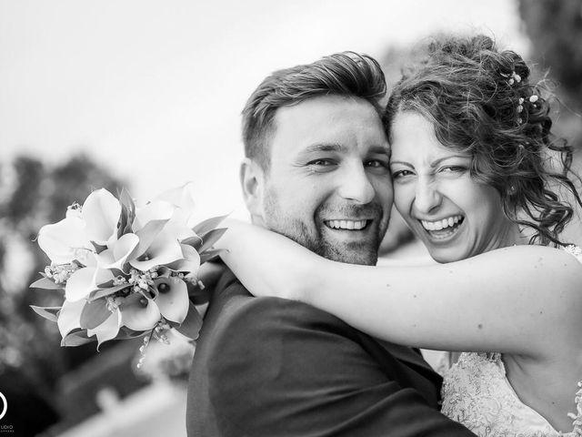 Il matrimonio di Stefano e Marta a Barzanò, Lecco 6