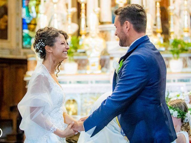 Il matrimonio di Stefano e Marta a Barzanò, Lecco 7