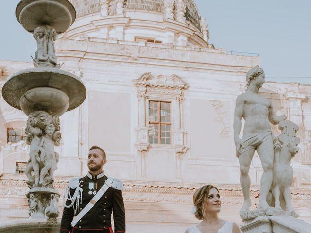 Il matrimonio di Marco e Giulia a Palermo, Palermo 72