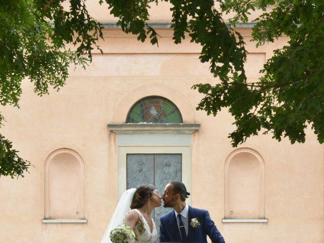 Il matrimonio di Paolo e Elisa a Casorezzo, Milano 14