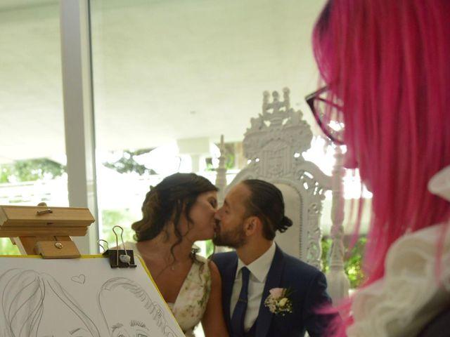 Il matrimonio di Paolo e Elisa a Casorezzo, Milano 20
