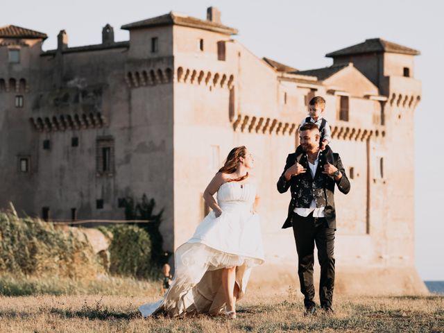Il matrimonio di Alessandro e Erika a Roma, Roma 4